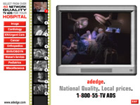 AdEdge Commercial Demo CD