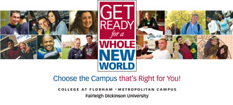 Fairleigh Dickinson University Campus Selection