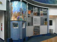 PPG Aquarium Kiosk