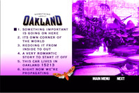 Something About Oakland